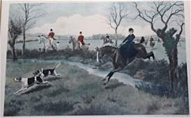 1899 MY LADY LEADS H/C ENGRAVING