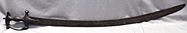 INDO PERSIAN TALWAR SWORD 19th c.