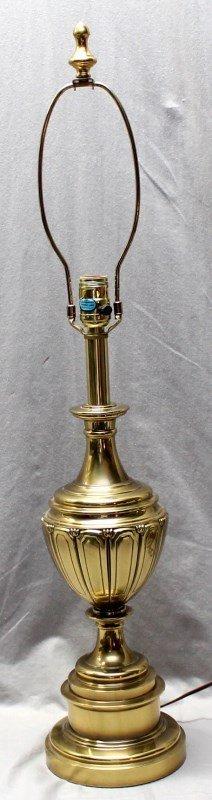 CLASSIC STIFFEL BRASS TABLE LAMP