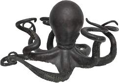 MAITLAND SMITH LARGE BRONZE OCTOPUS