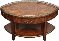 THEODORE ALEXANDER ALTHORP COCKTAIL TABLE
