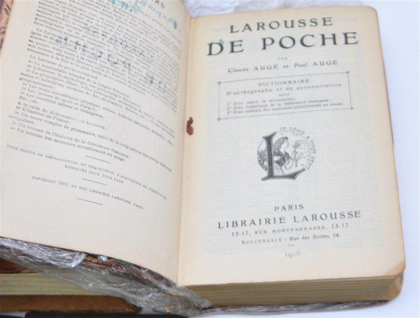 19 pc ANTIQUE COLLECTIBLE BOOKS - 7