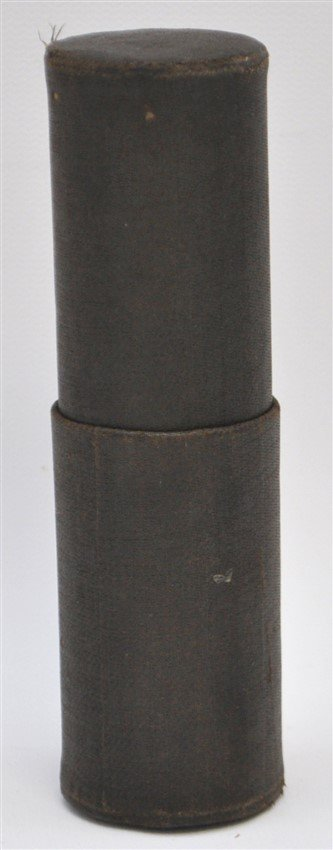ANTIQUE FRENCH NAUTICAL TELESCOPE - 8