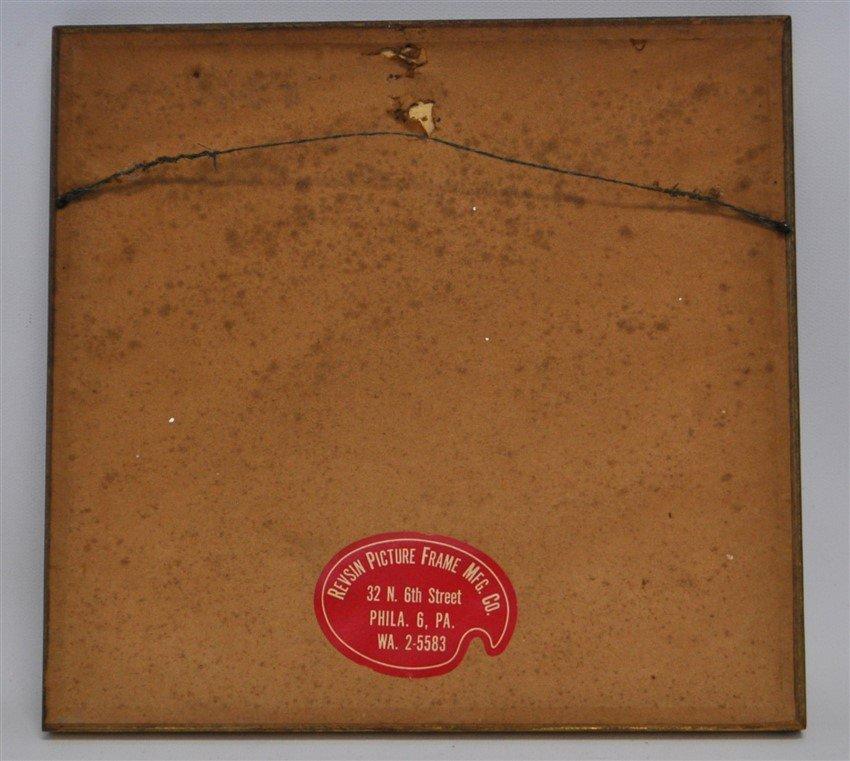 WATERCOLOR PENNSYLVANIA C. 1920s - 7