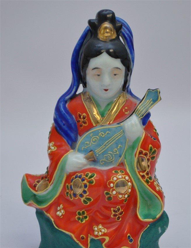 SET OF KUTANI 7 LUCKY GODS - SICHI FUKUJIN - 6