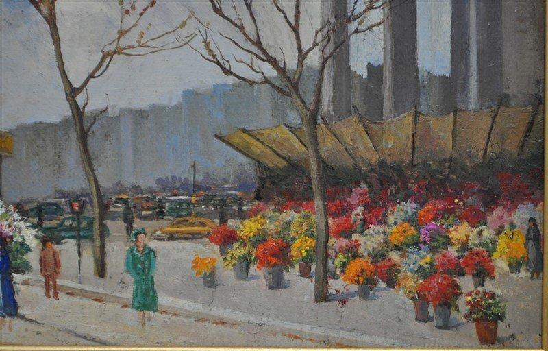 SERGE SEDRAC (1878-1974) EGLISE MADELEINE - 4