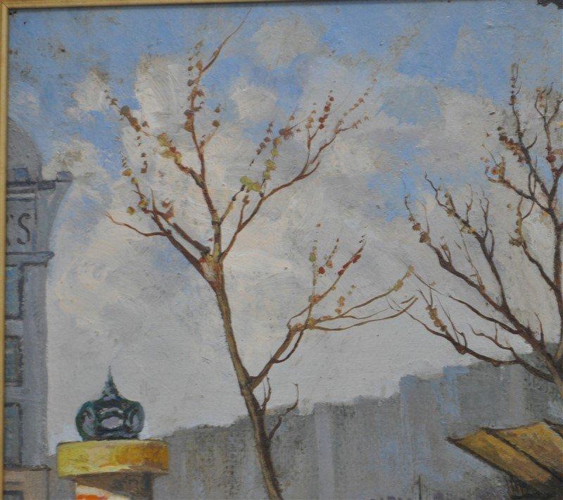 SERGE SEDRAC (1878-1974) EGLISE MADELEINE - 6