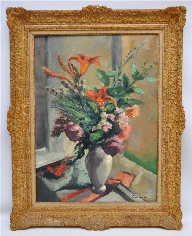 CHARLES ALEXANDRE PICART LE DOUX (1881-1959) OIL