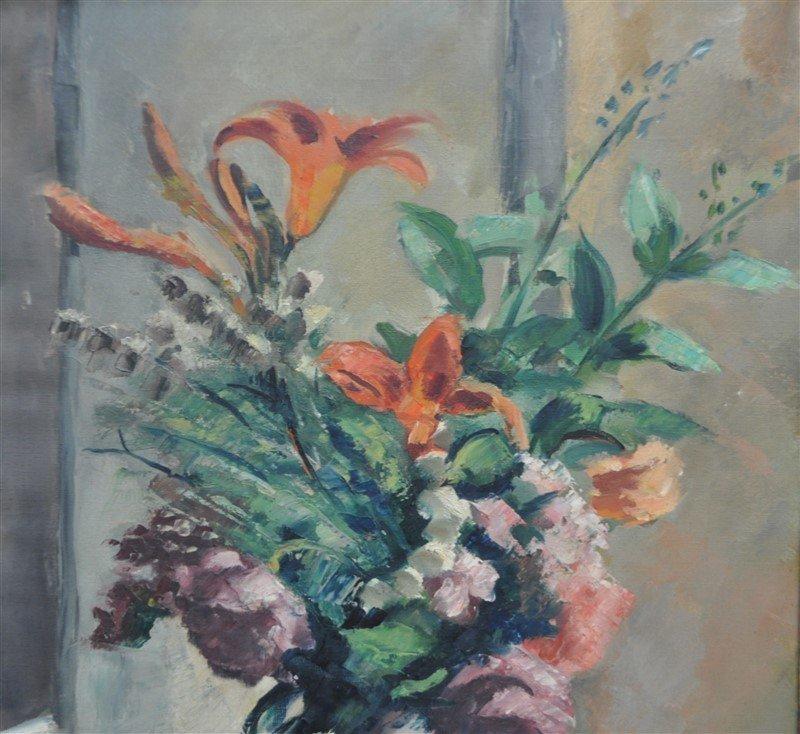 CHARLES ALEXANDRE PICART LE DOUX (1881-1959) OIL - 4