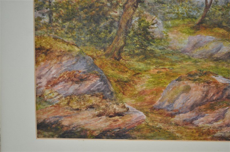HENRY PEACH ENGLISH WATERCOLOR - 3