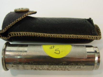 5: Vintage Tire Gage Schrader