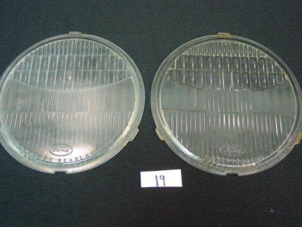 19: Ford Model A Headlamp Lens
