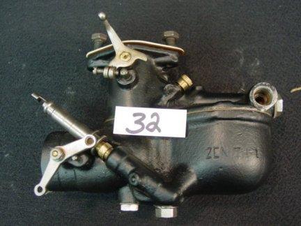 32: Model A Carburetor
