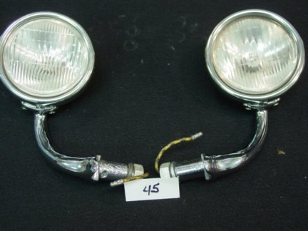 45: Model A Cowl Light
