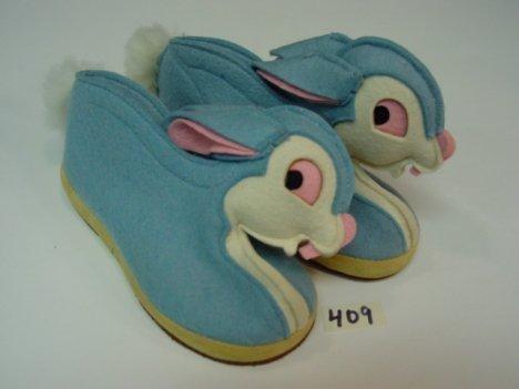 409: Disney Thumper Rabbit Slippers