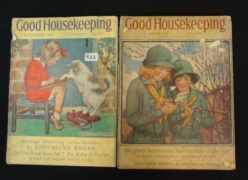 422: J W SMITH Good Housekeeping Magazine