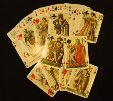 512: French Nude Playing Cards 3 Decks - 4