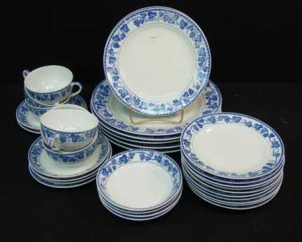 664 Porcelain Nippon China Dishes Sometuke