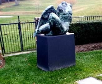 Gary Weisman Bronze Male Nude Statue Life Size