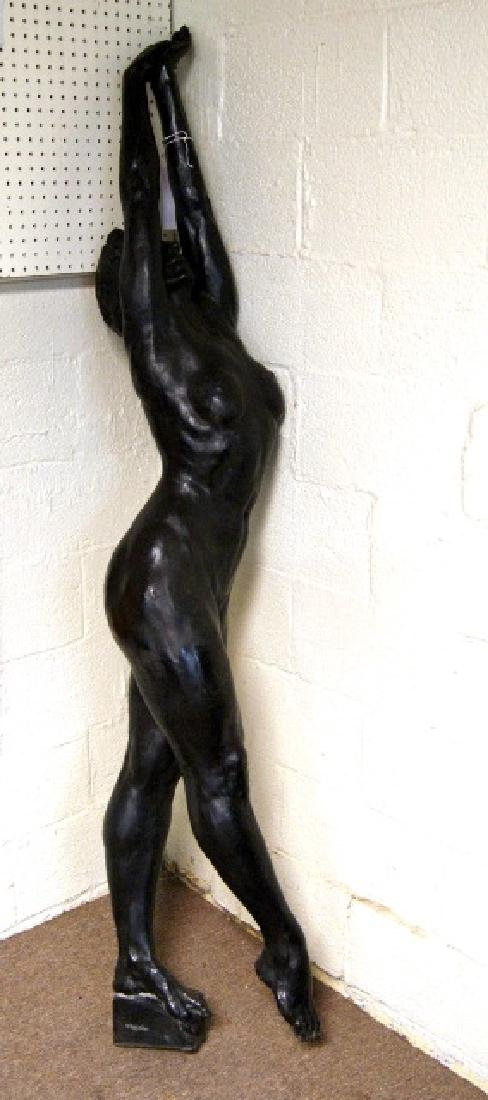 Gary Weisman Bronze Female Nude Statue Life Size