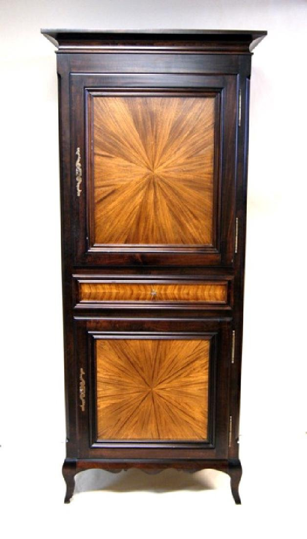 Rossi Brothers Custom Tall Cabinet