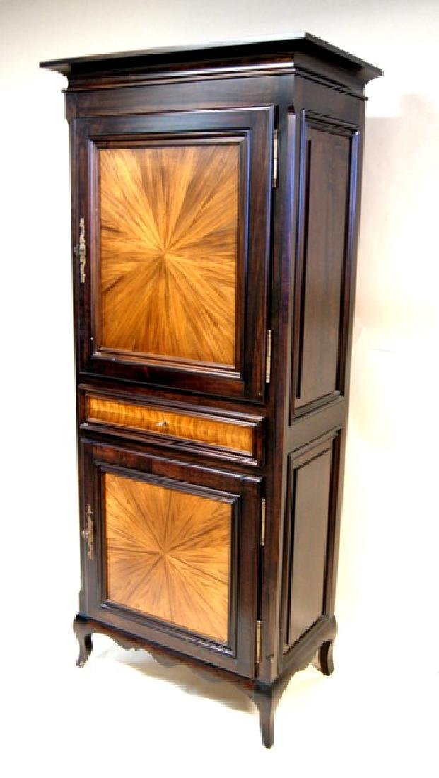Rossi Brothers Custom Tall Cabinet - 2