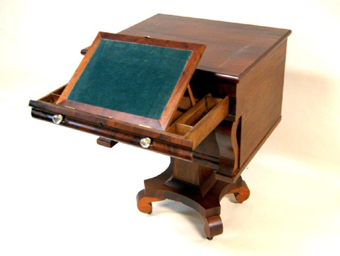 American Classical Writing Desk