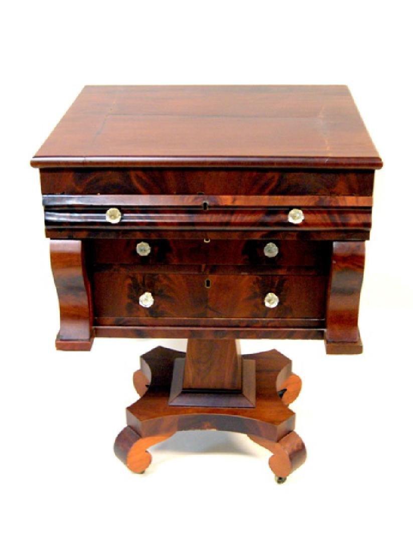 American Classical Writing Desk - 2