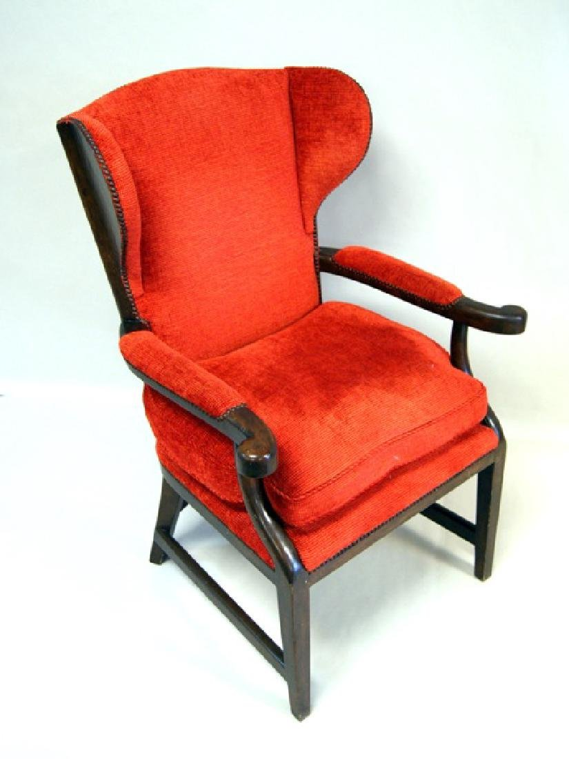 Decorator Upholstered Armchair