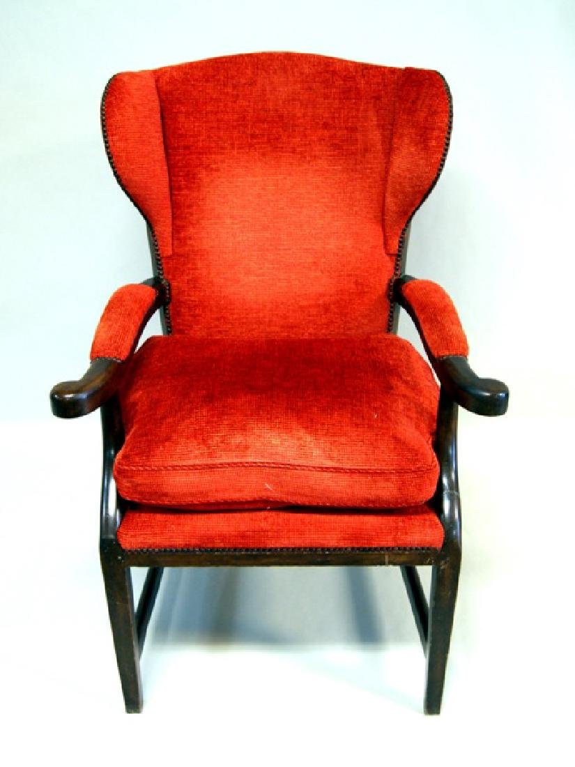 Decorator Upholstered Armchair - 2