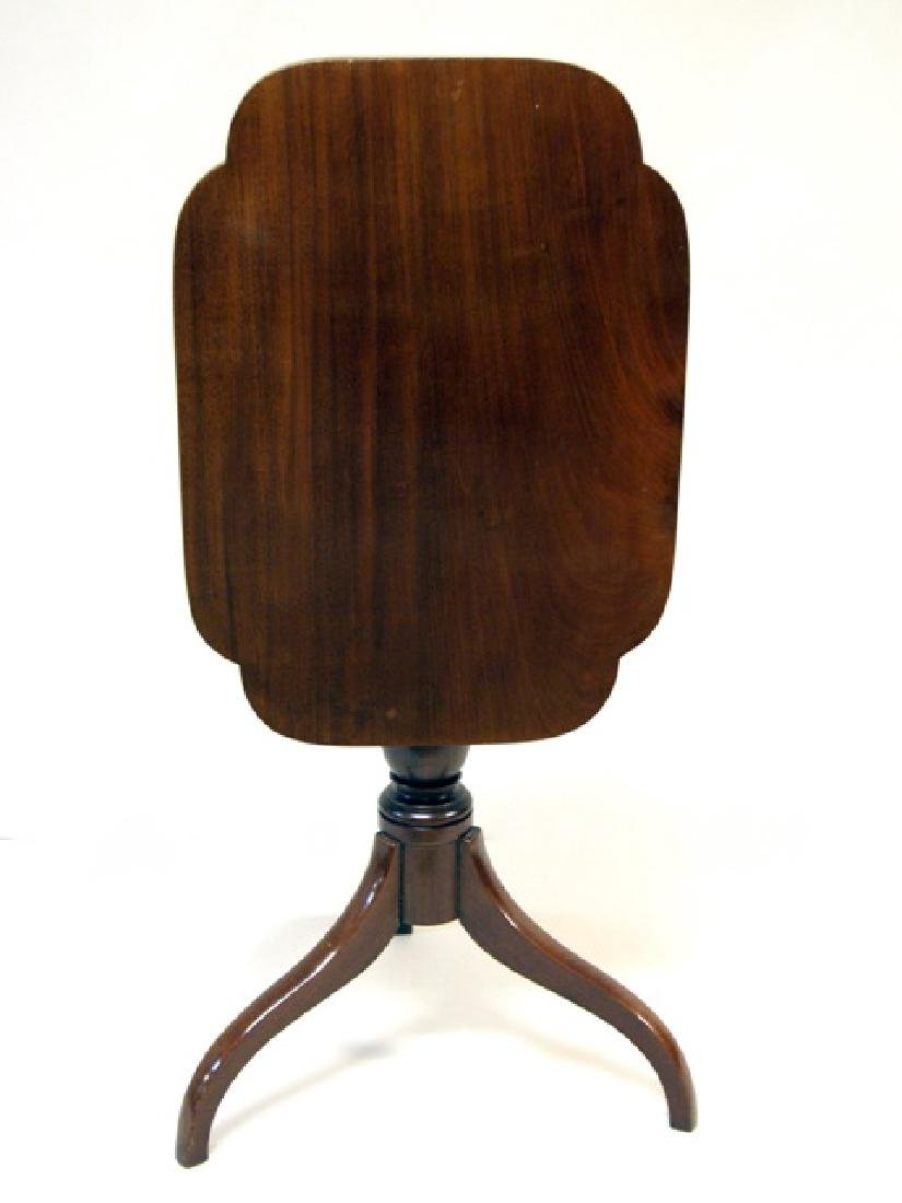 New England Tilt Top Candle Stand - 2