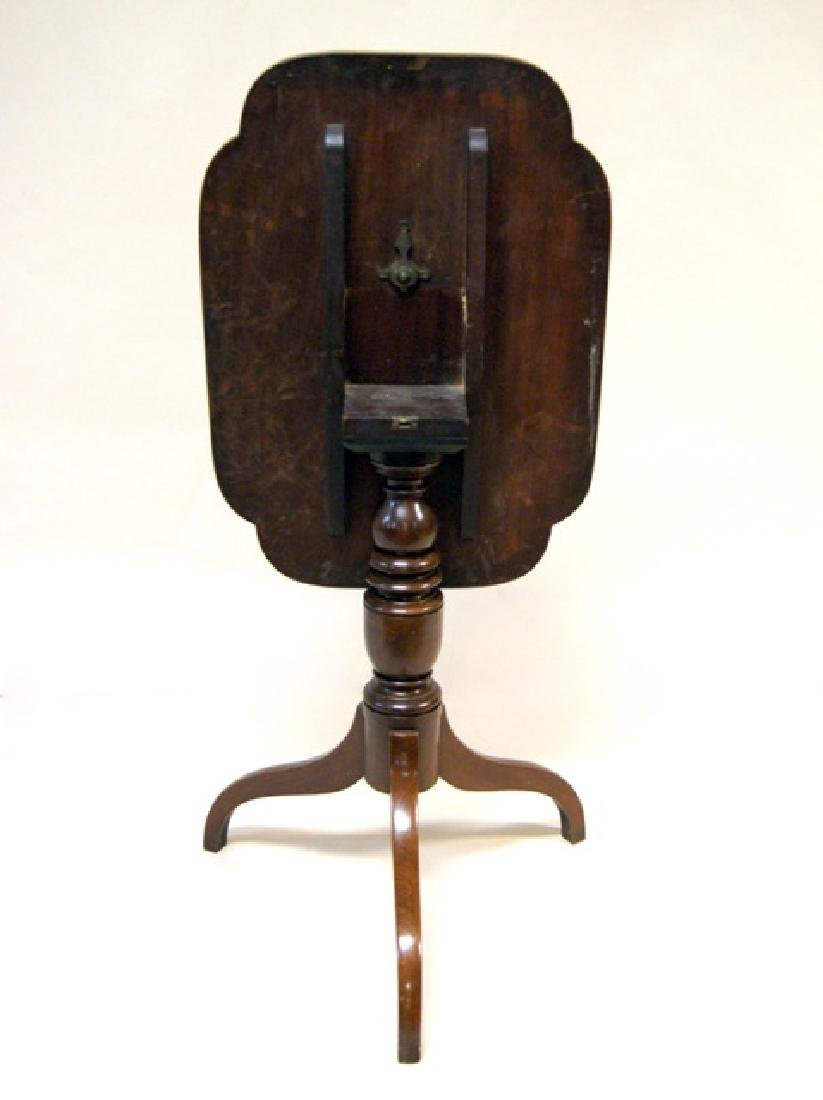 New England Tilt Top Candle Stand - 3
