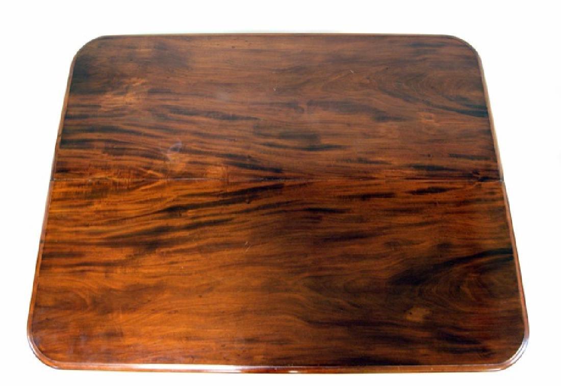 Mahogany Expandable Banquet Table - 3