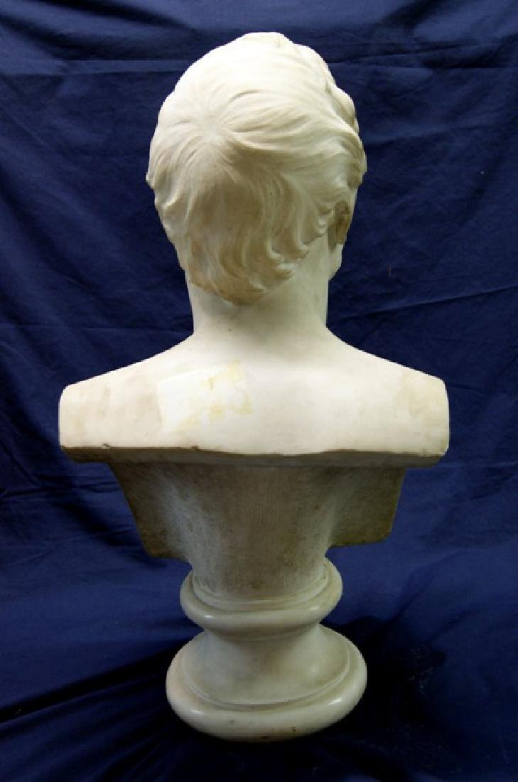 19th Century Marble Bust - 2