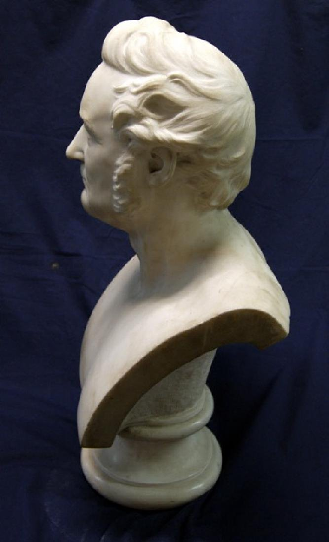 19th Century Marble Bust - 3
