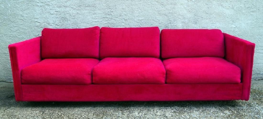 Adrian Pearsall Mid-Century Sofa