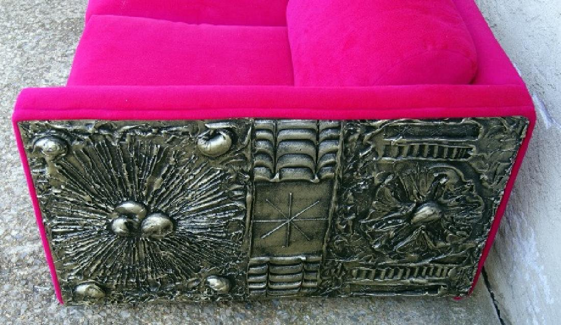 Adrian Pearsall Mid-Century Sofa - 3