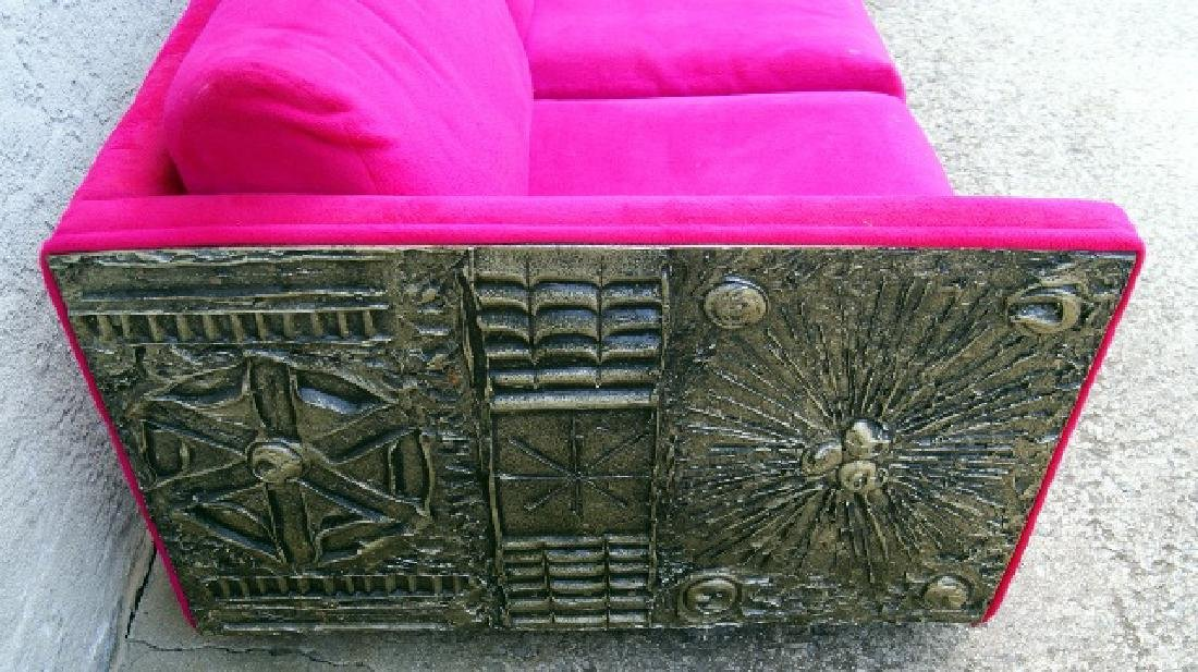 Adrian Pearsall Mid-Century Sofa - 4