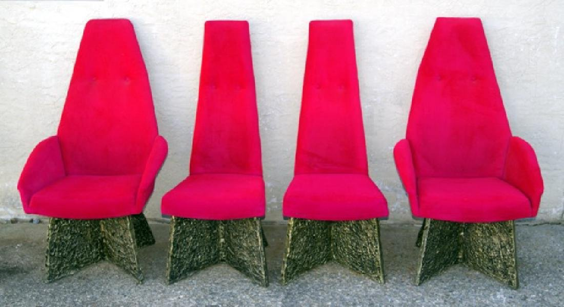 Adrian Pearsall Mid-Century Dining Room Chairs