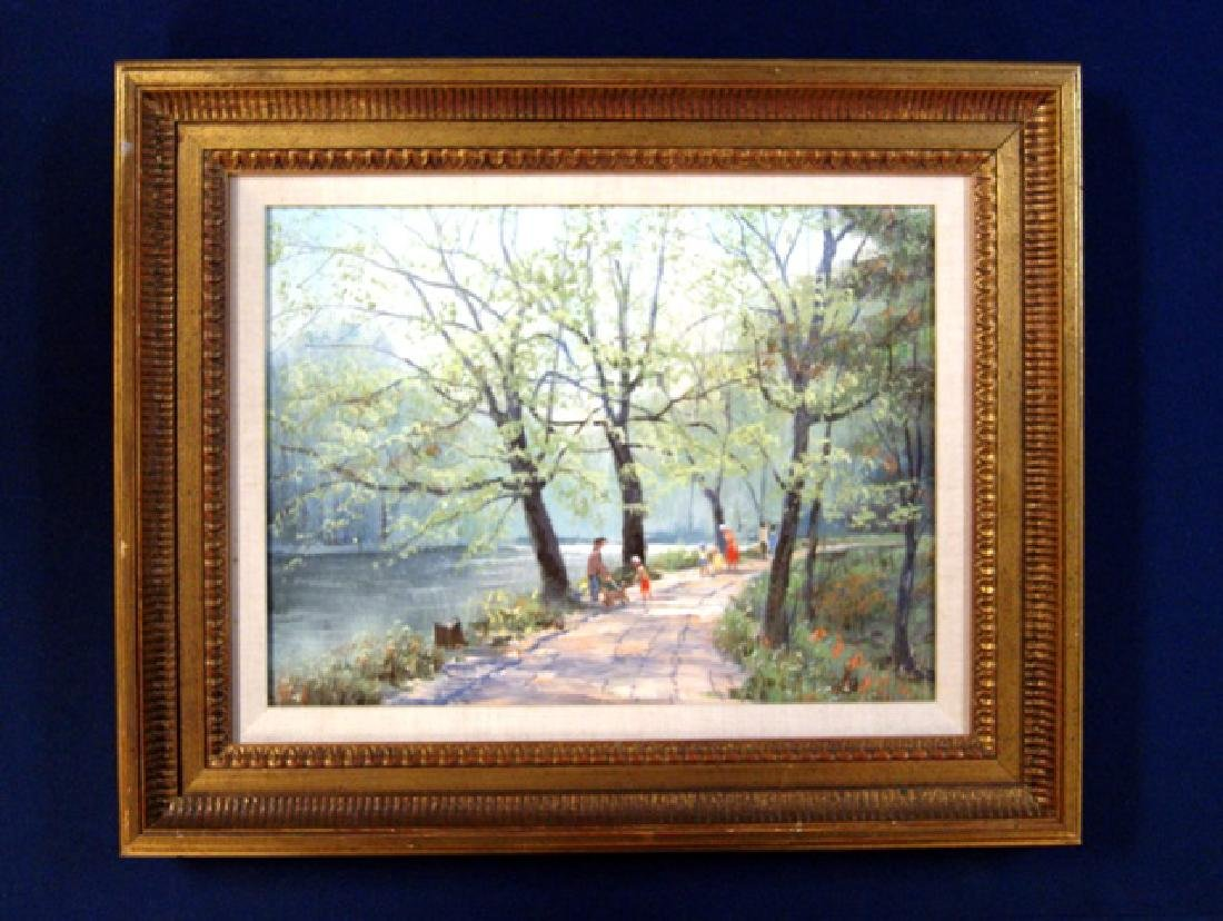 P. Etienne French Landscape