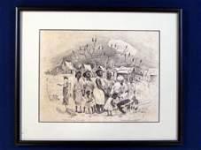 Carson Davenport African American Print