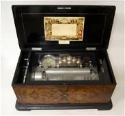 Paillard & Co. Orchestral Cylinder Musical Box