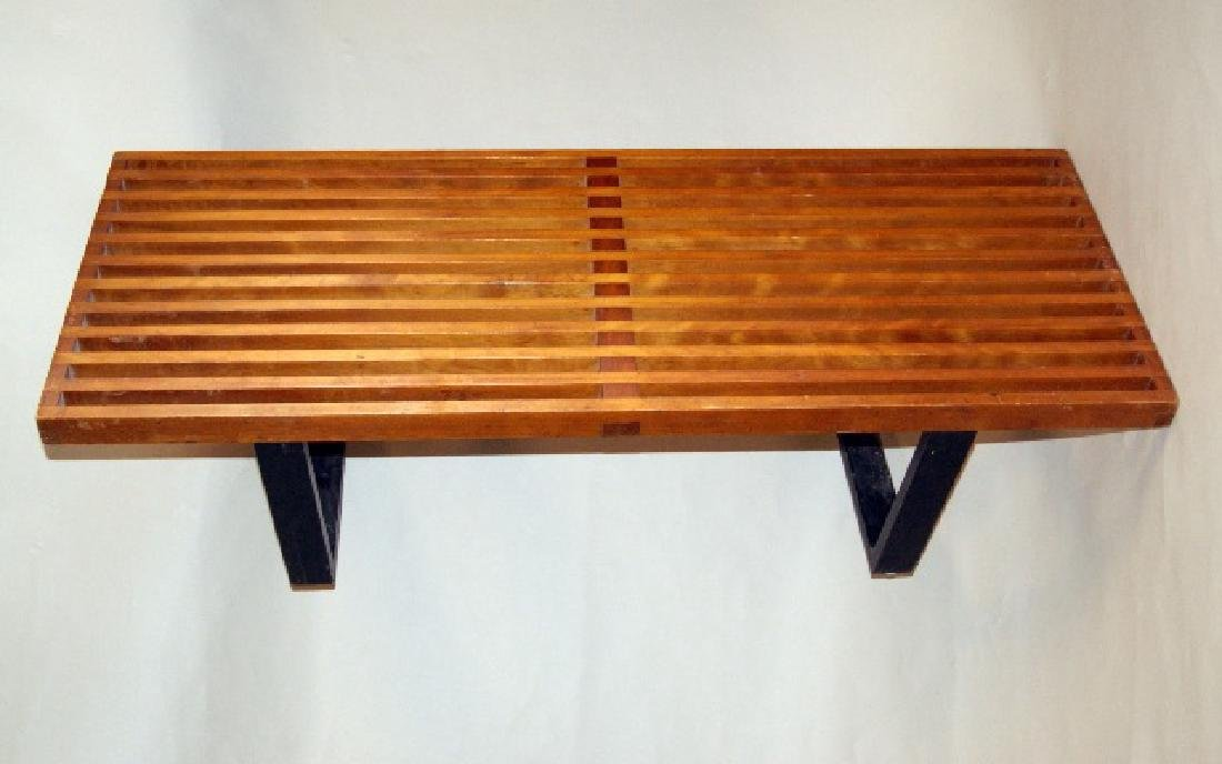 Herman Miller George Nelson Coffee Table/Bench