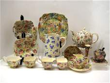 English Chintz China Table Ware