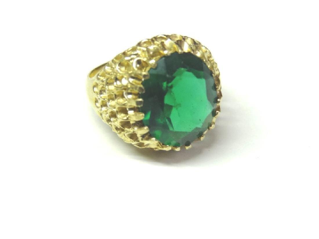 14 Kt Ladies Ring