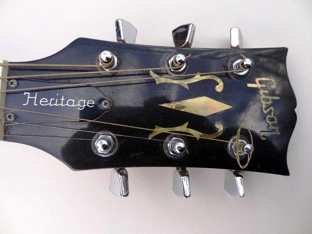Gibson Heritage Guitar - 3