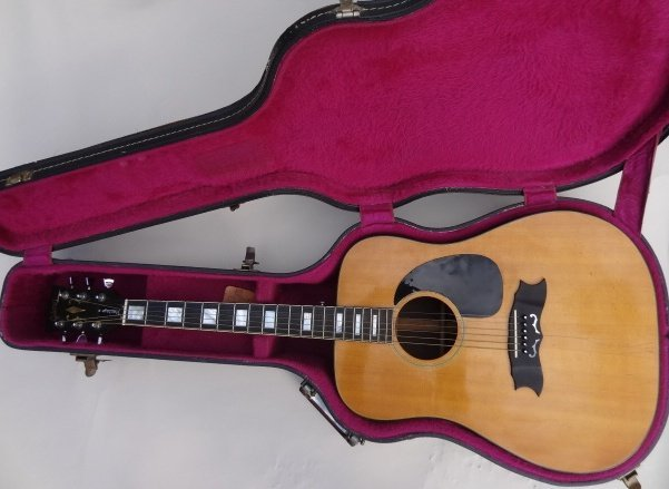 Gibson Heritage Guitar - 8