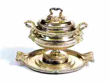 Acquisto Silver Covered Tureen On Stand