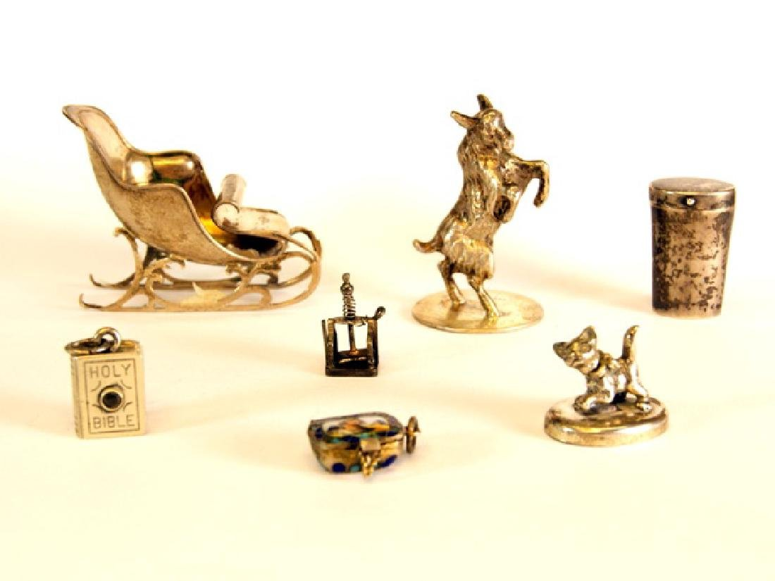 Group Silver Miniatures