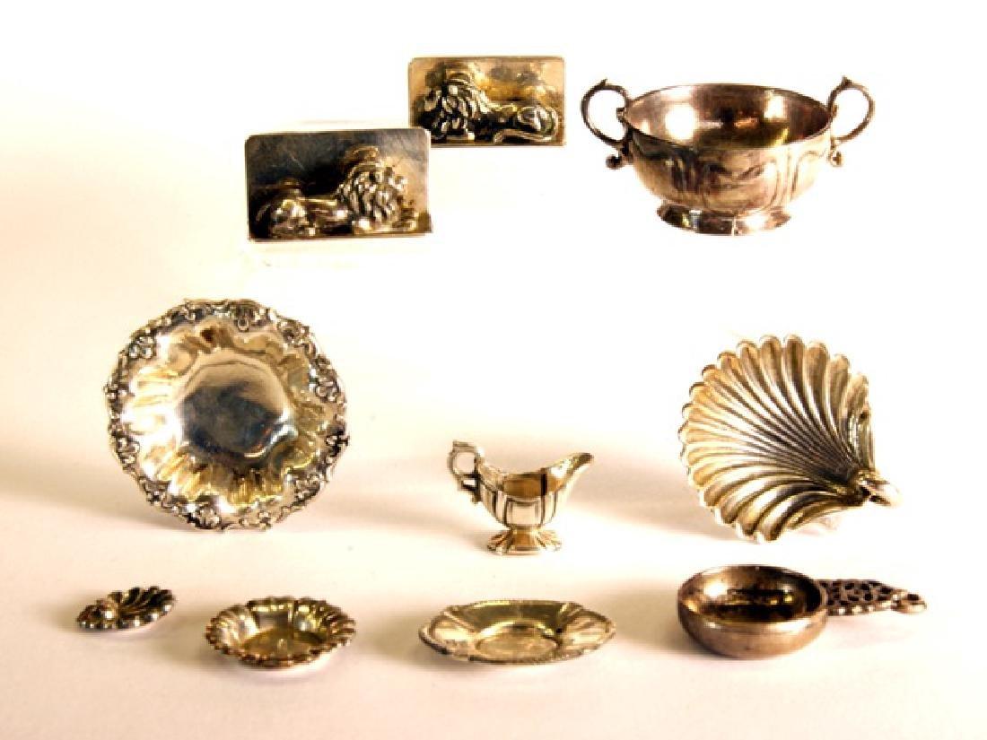 Cini & MMA Silver Miniatures
